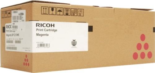 Ricoh 407385 Toner Originale Magenta 9.000 pagine