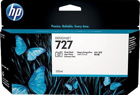 Hp B3P23A Cartuccia d'inchiostro nero photo 130ml