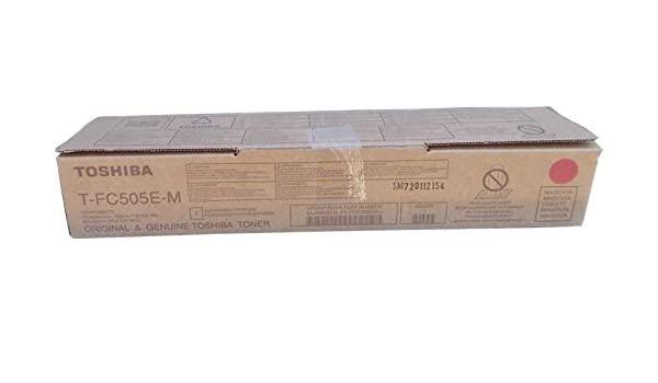 Sharp T-FC505EM Toner Originale Magenta (T-FC505EM)