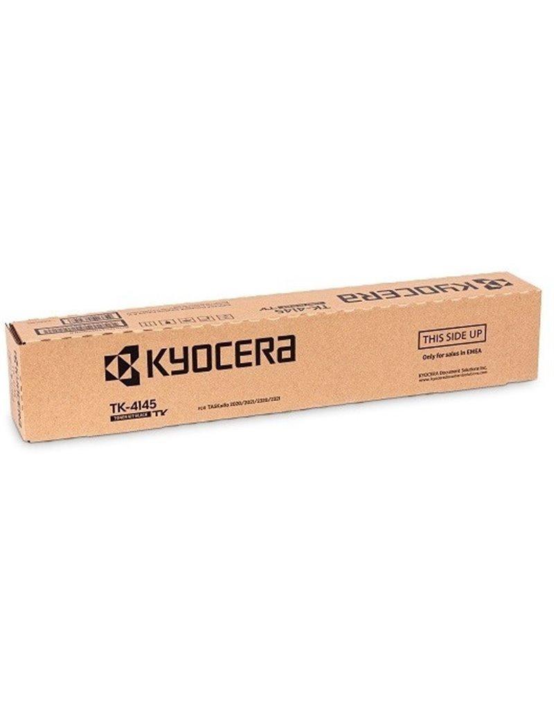 kyocera TK-4145 Kyocera TK-4145 (1T02XR0NL0)toner nero 16.000 pagine