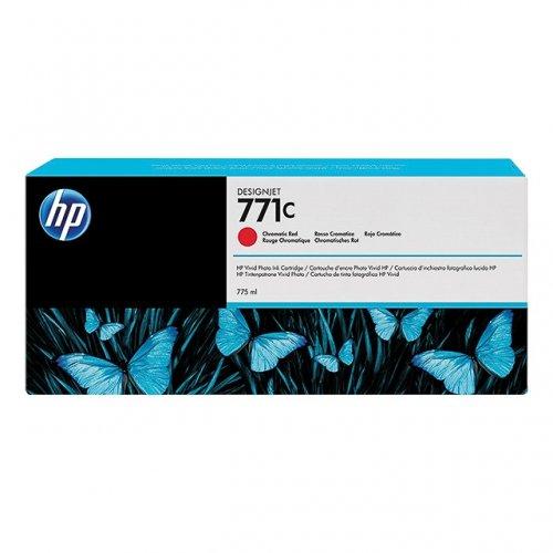 Hp B6Y08A Cartuccia rosso cromatico 775ml