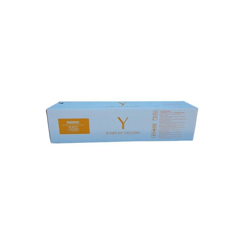 Utax-Triumph Adler CK-8515Y toner giallo ~30.000 pagine