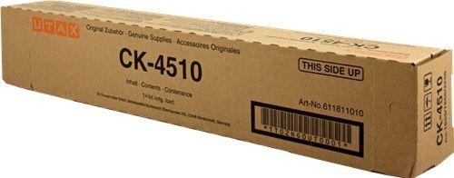 Utax-Triumph Adler 611811010 toner nero 15.000 pagine