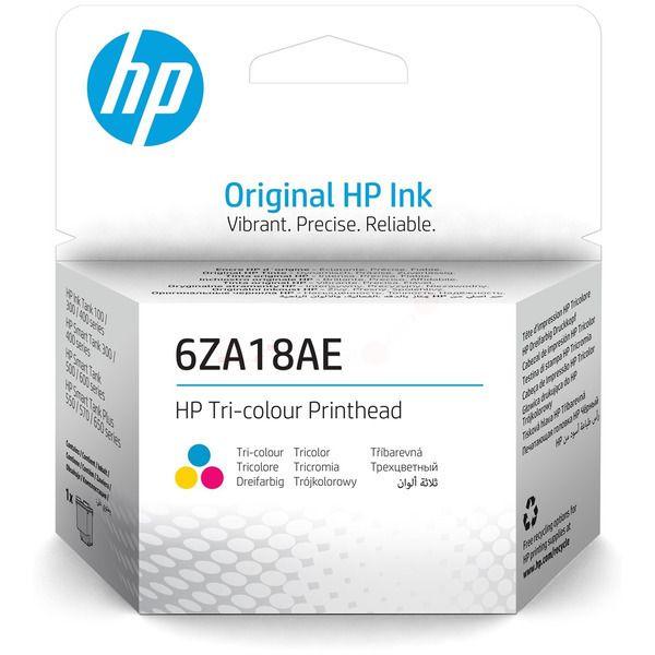 Hp 6ZA18AE HP (6ZA18AE)Testina per stampa cyano / magenta / giallo