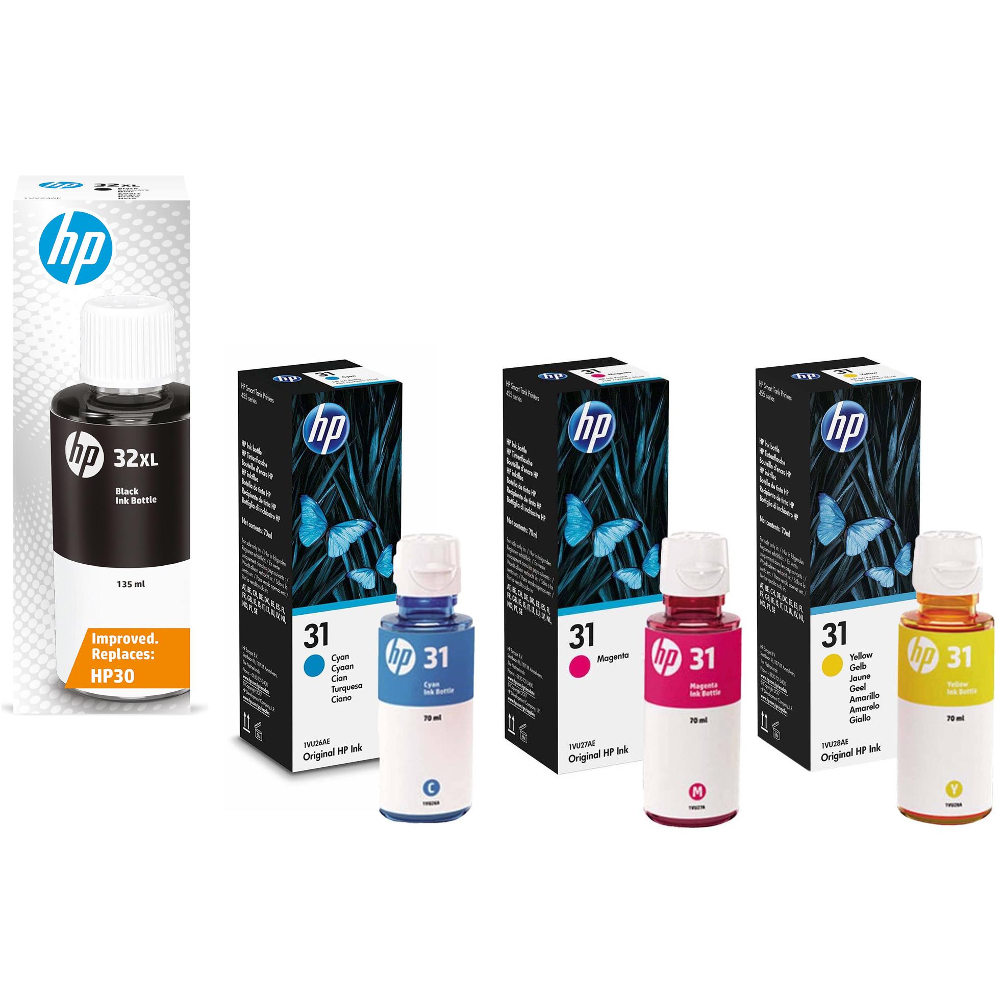 Hp 1VV24AE HP 32 XL (1VV24AE)Cartuccia d'inchiostro nero 6.000 pagine