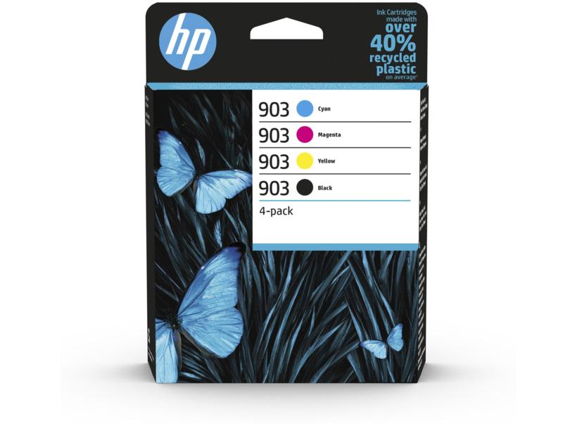 Hp 6ZC73AE HP 903 (6ZC73AE) Multipack nero / cyano / magenta / giallo